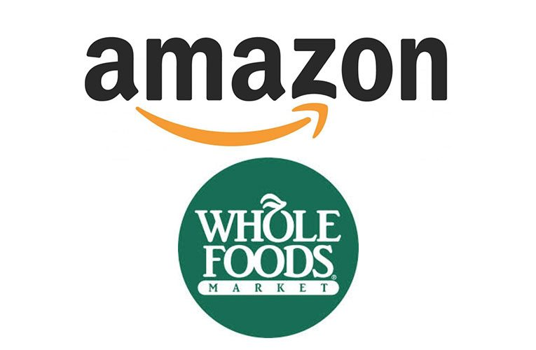 View Larger Image Amazon Wholefood Logos